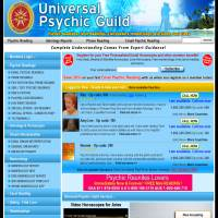 Universal Psychic Guild image